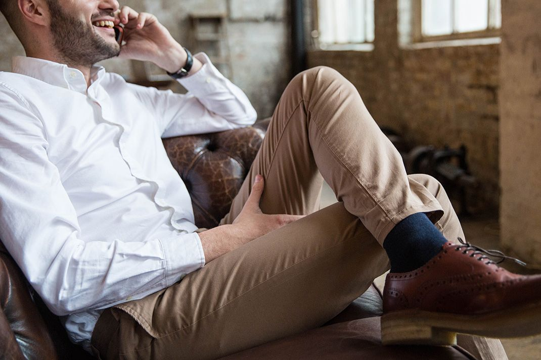 Q&A: What does smart casual mean for men?