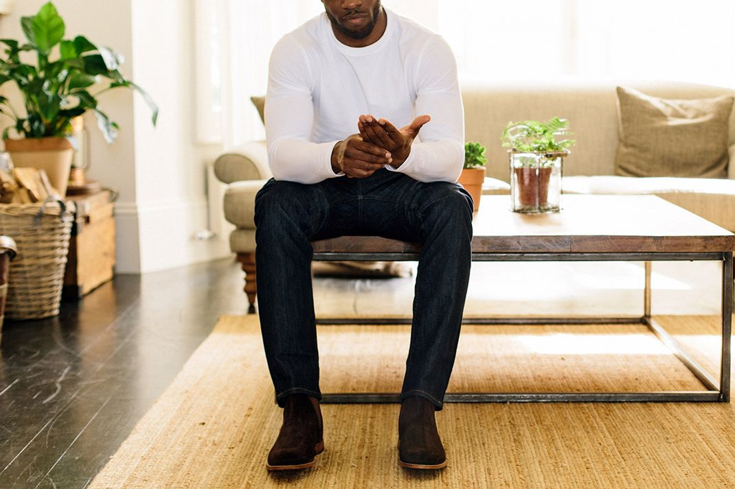 Five ways to wear: A long-sleeved t-shirt