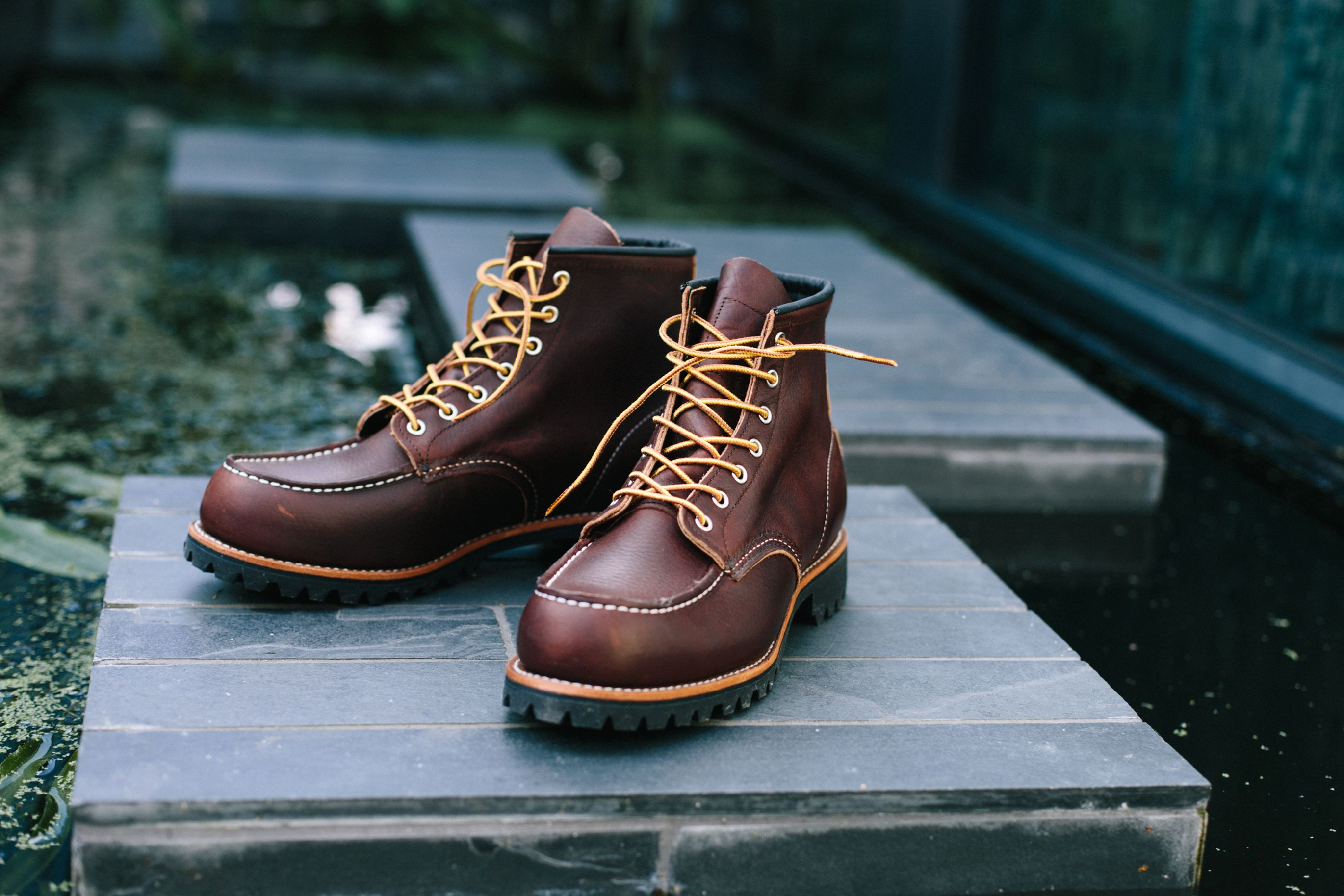 What are Red Wing work boots?