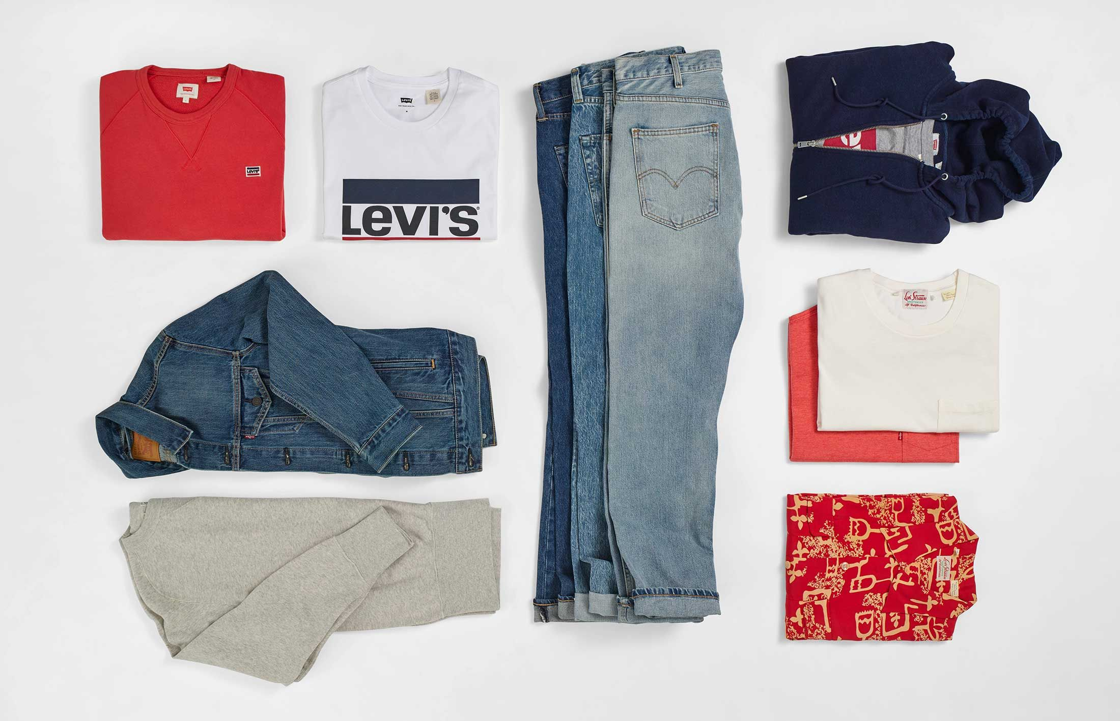 Why we love Levi's