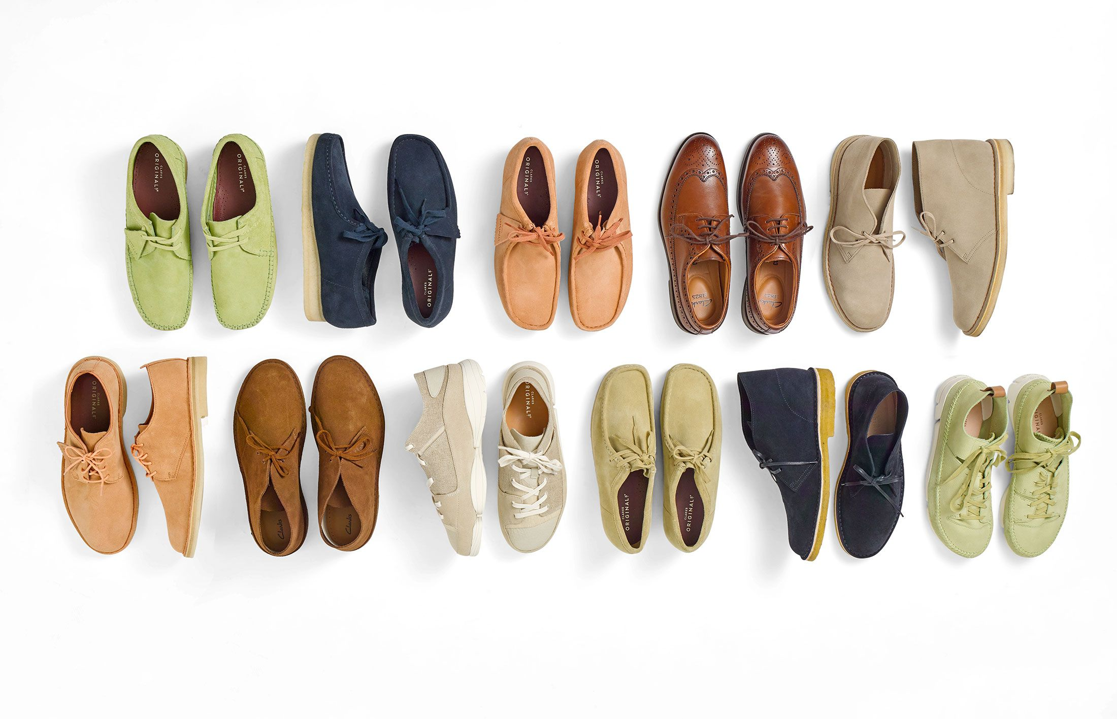Why we love Clarks