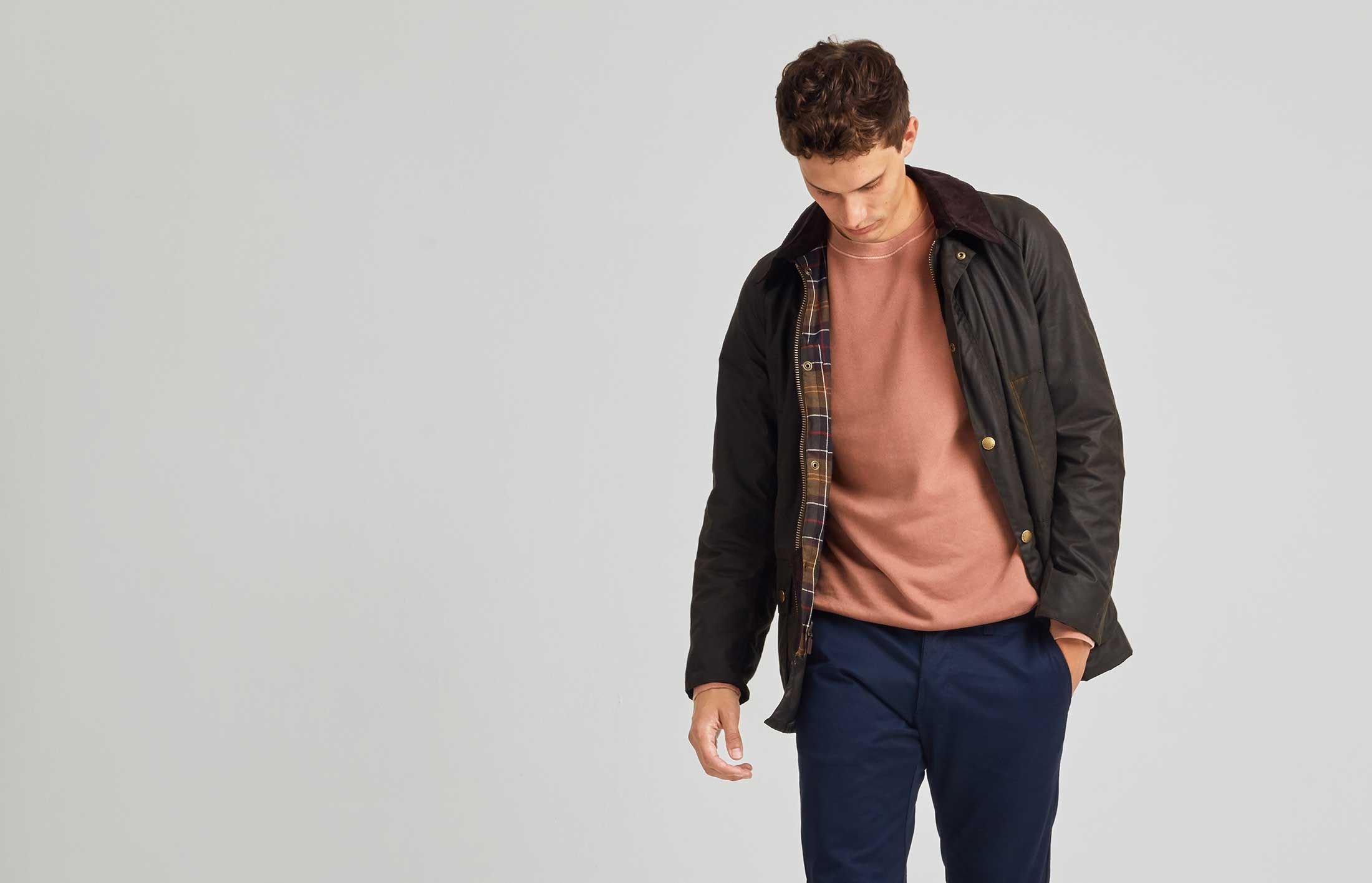 Why Barbour is more relevant now than ever