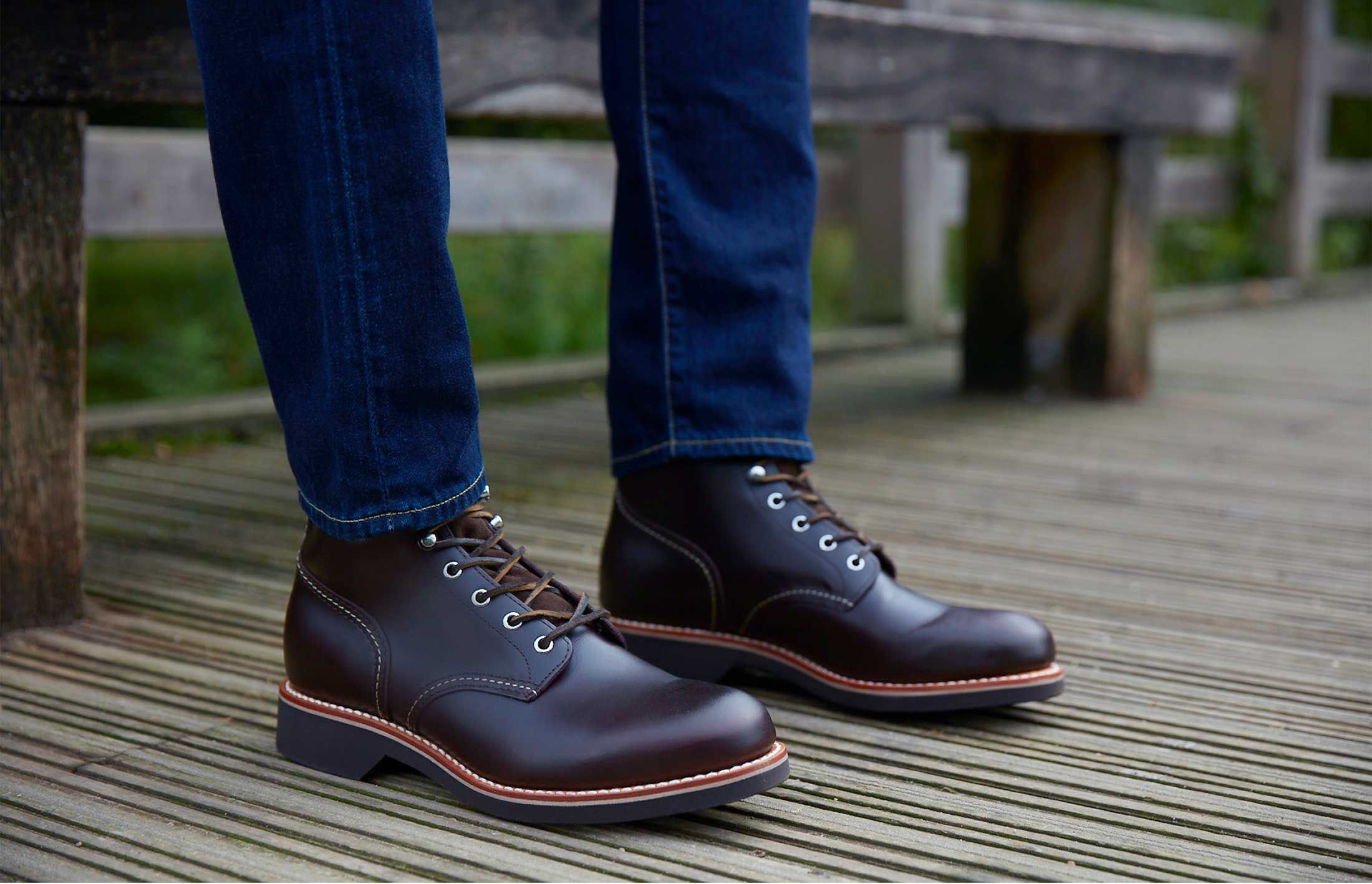 How to wear boots all autumn