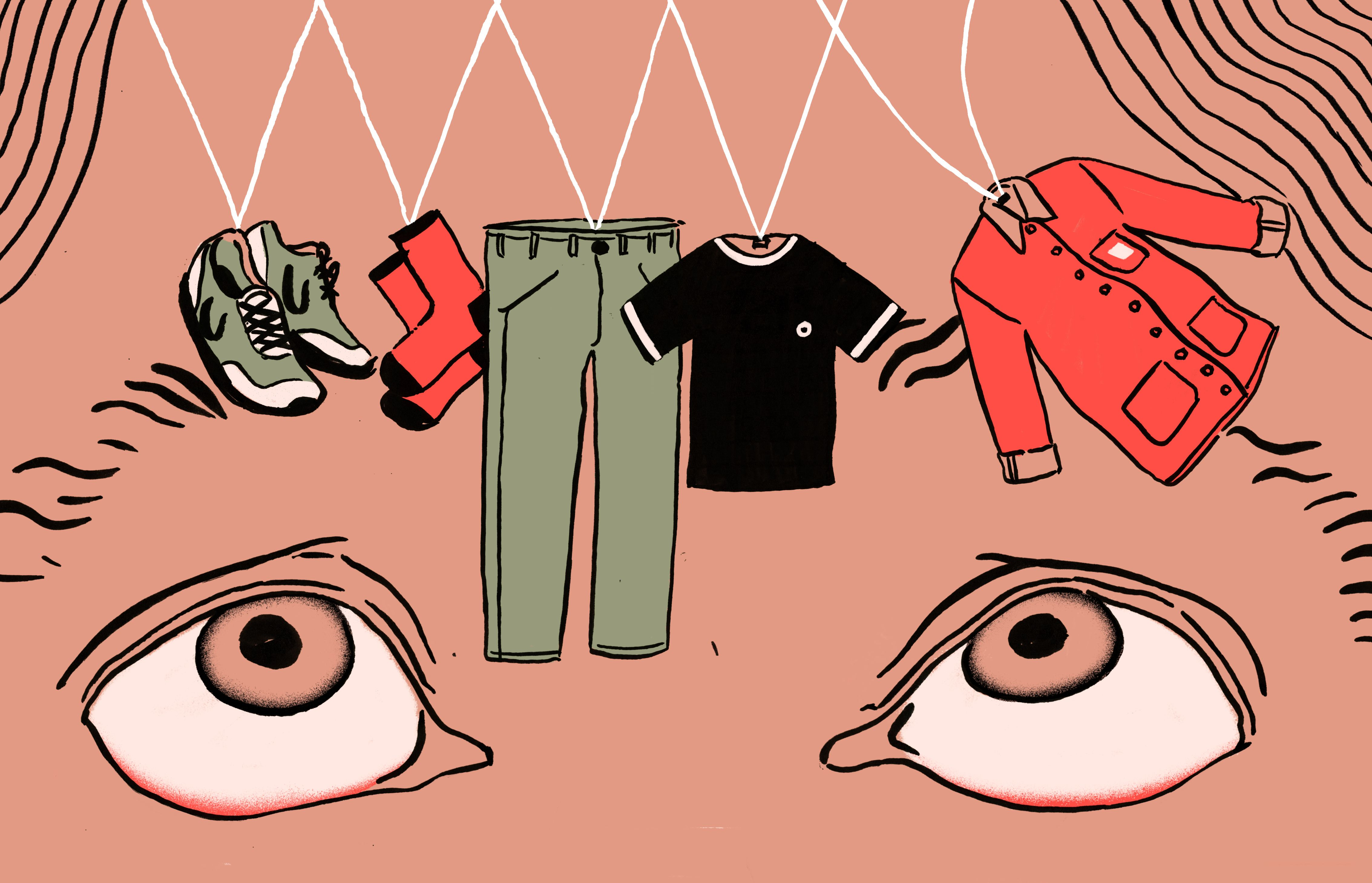 How to stop feeling bored with your wardrobe
