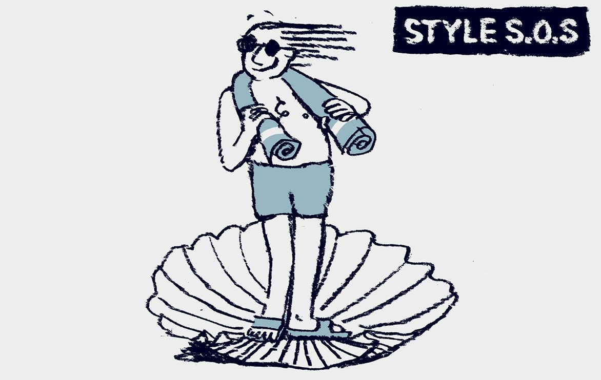 Style SOS: The perfect budget swimming shorts