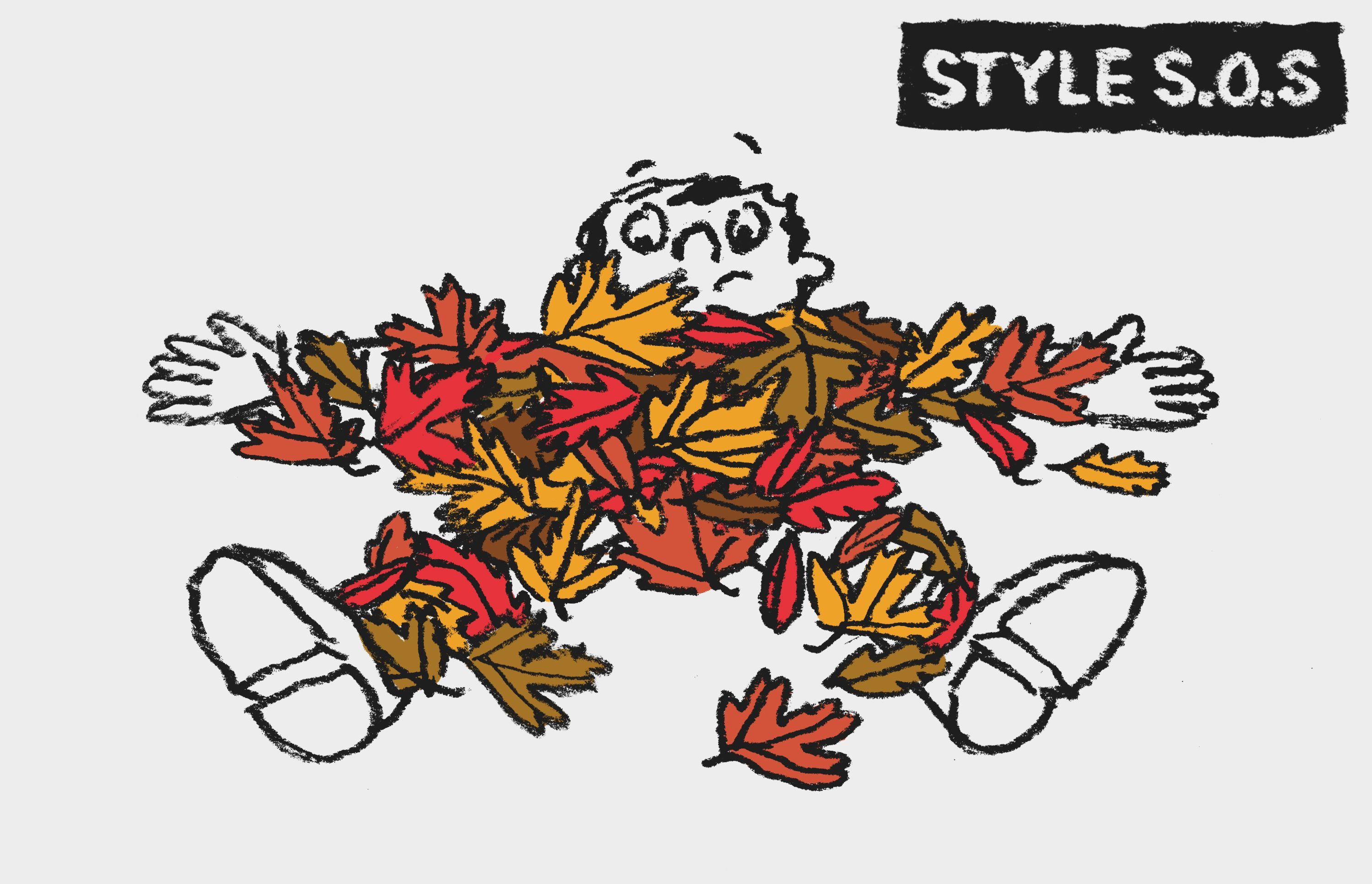 Style SOS: The best colours to wear in autumn
