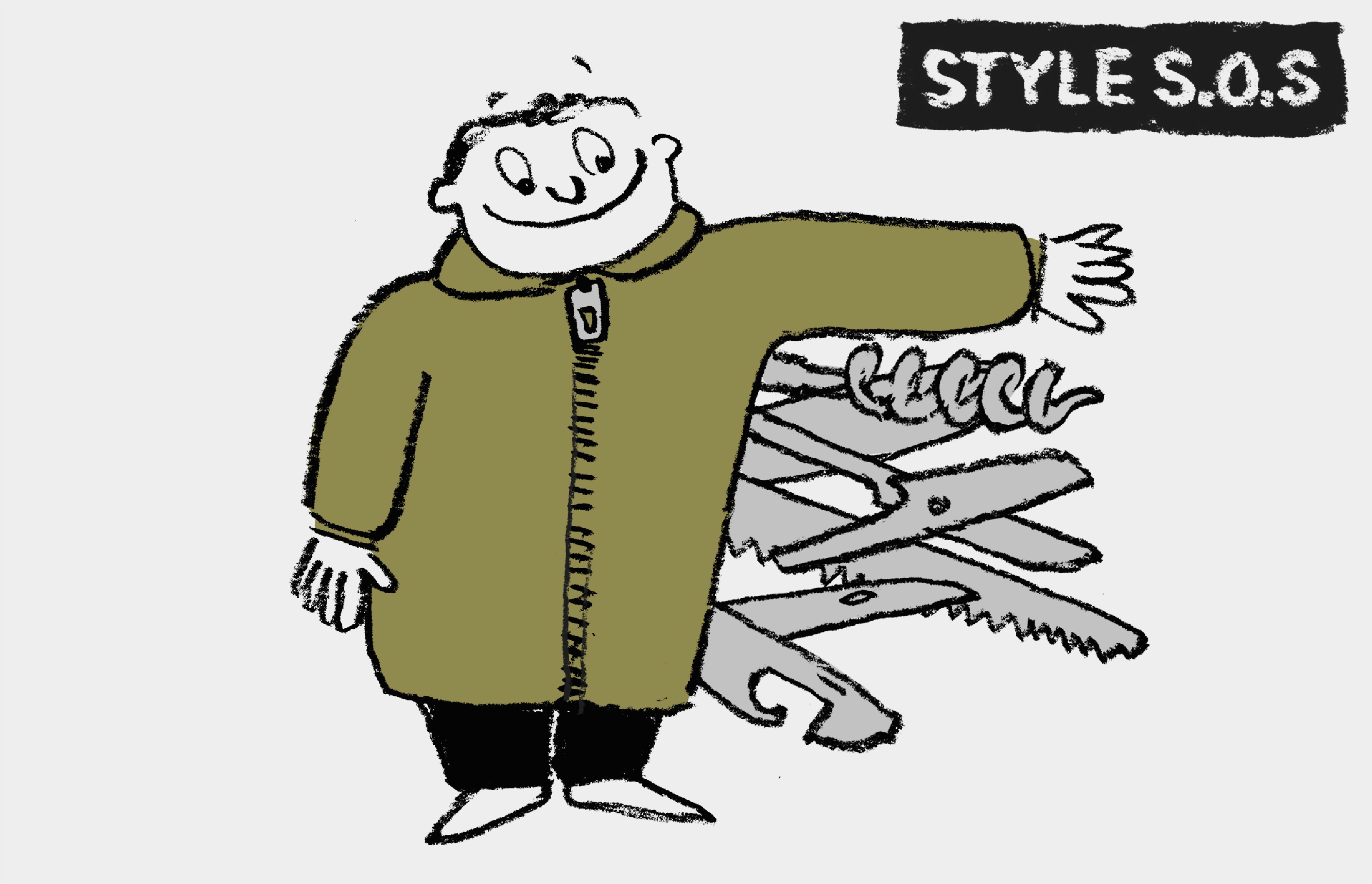 Style SOS: What's the one best coat?