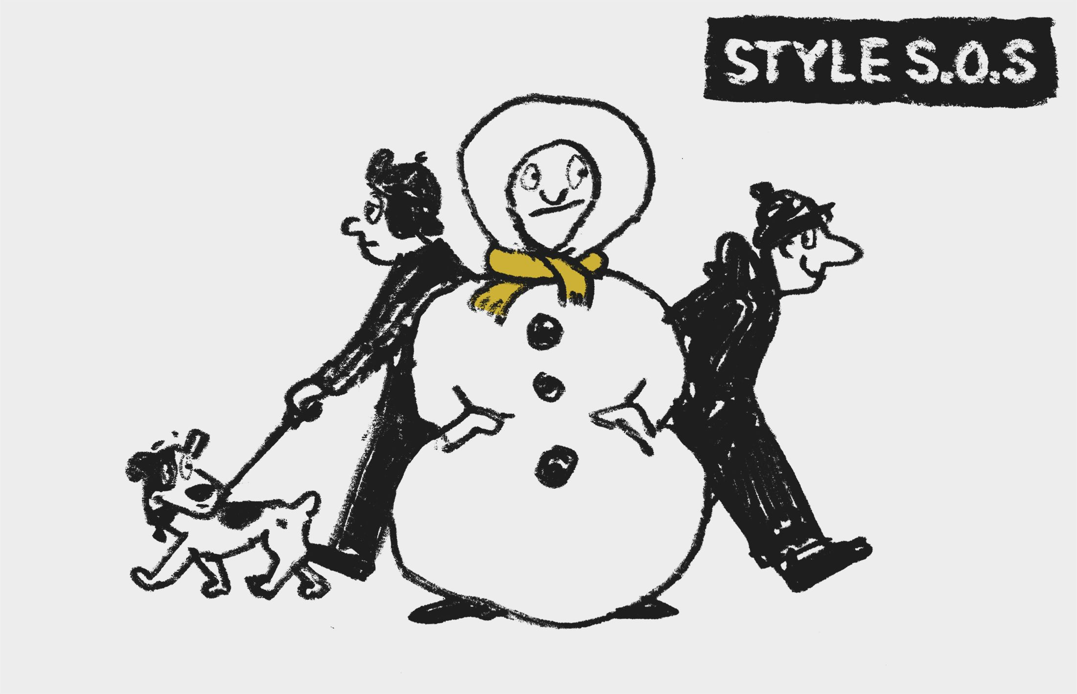 Style SOS: Can I wear white this winter?
