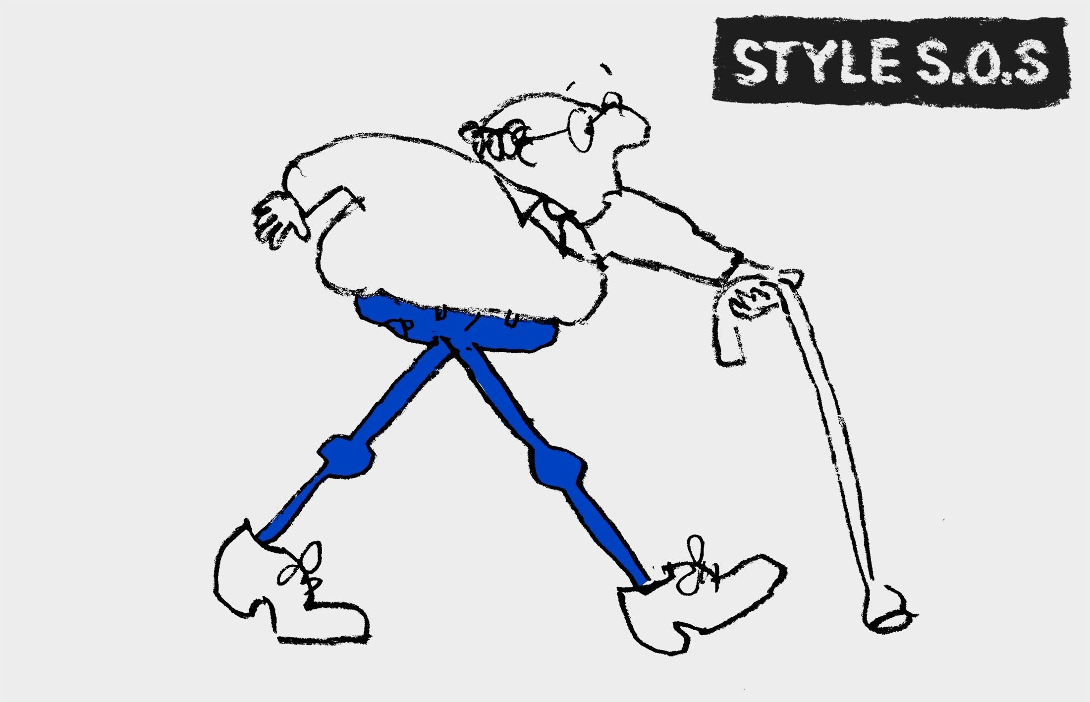 Style SOS: Am I too old to wear skinny jeans?