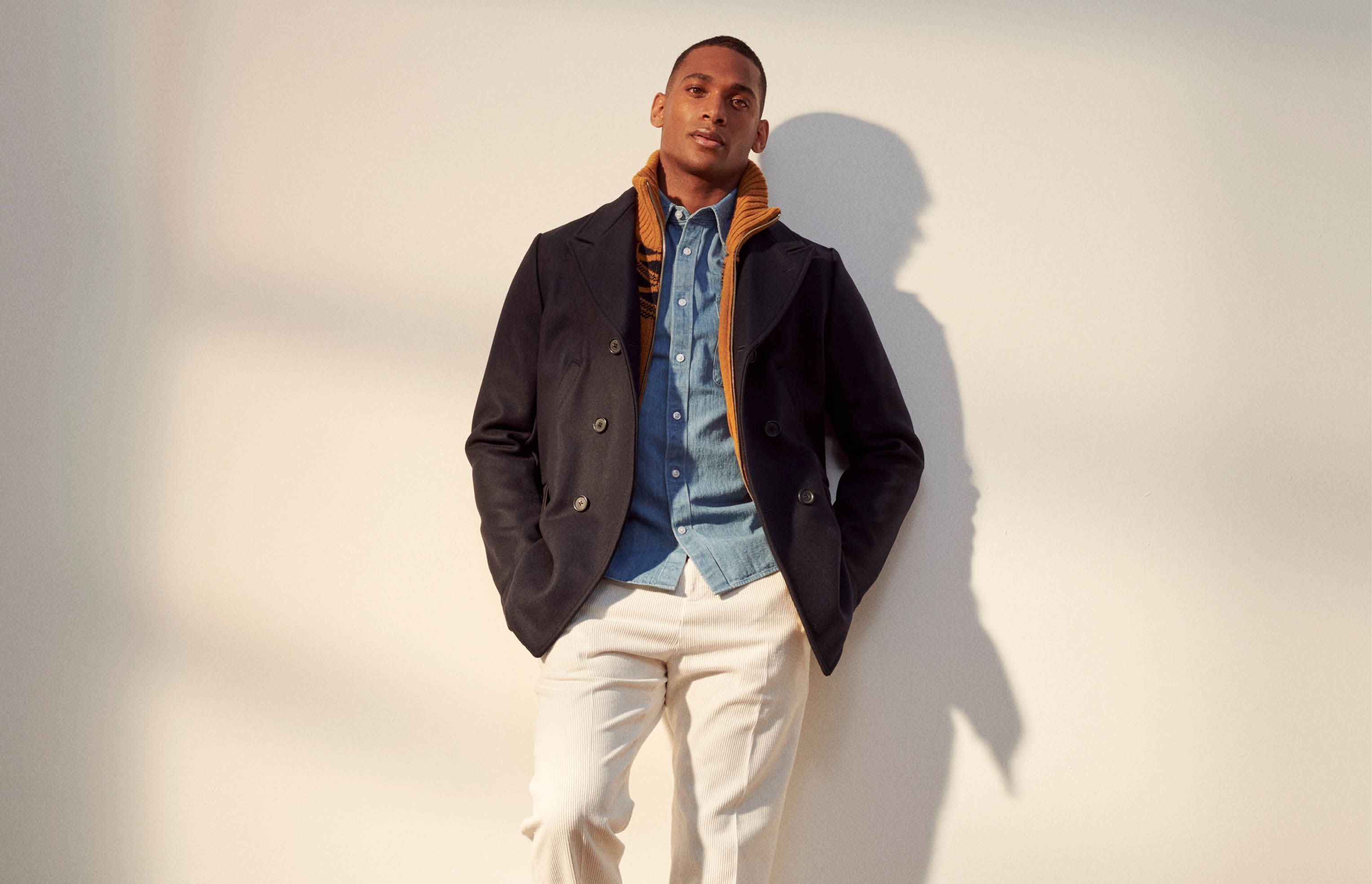 How to nail winter smart casual