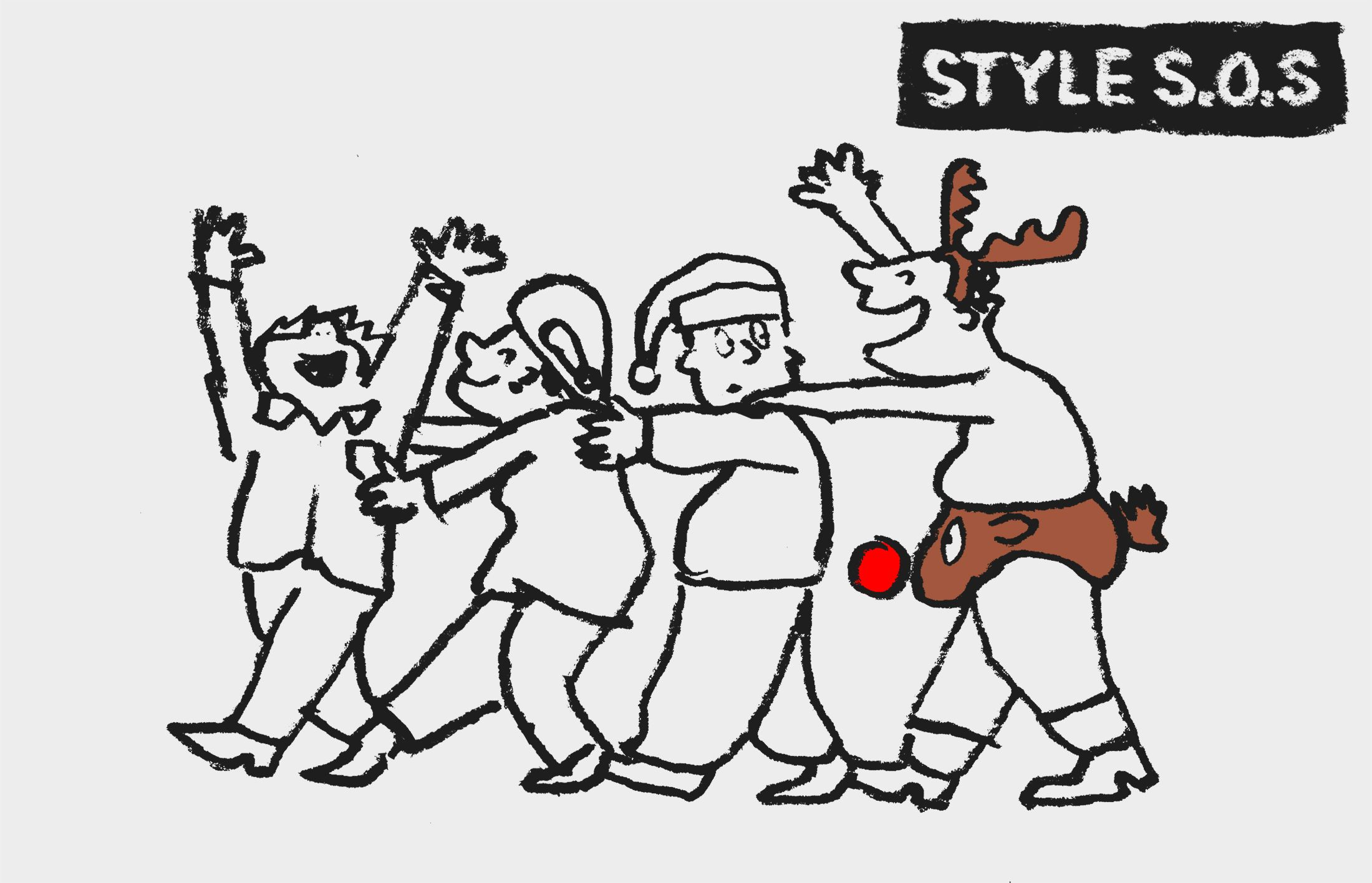Style SOS: What should I wear to my office Christmas party?