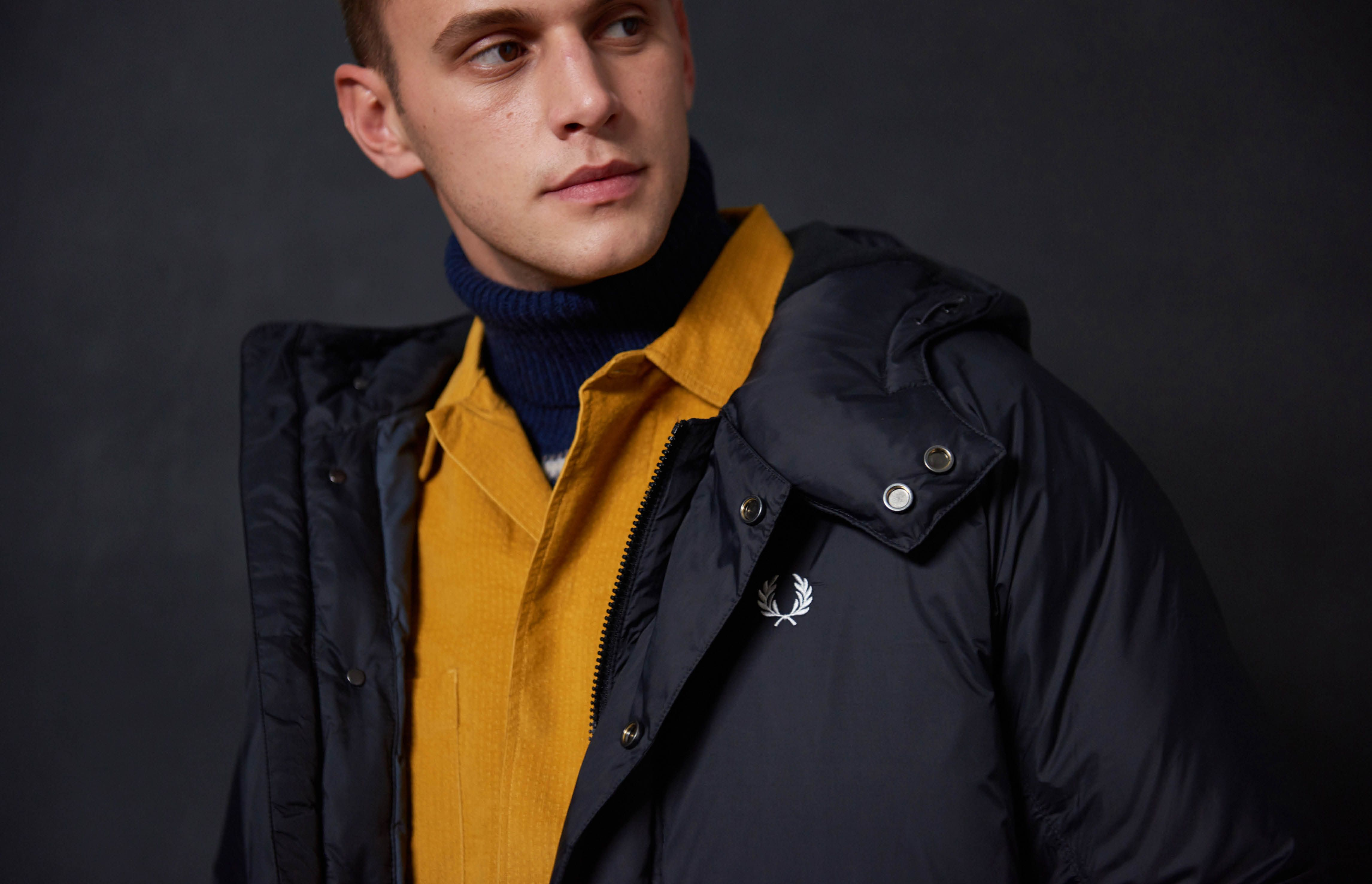 How to elevate warm jackets