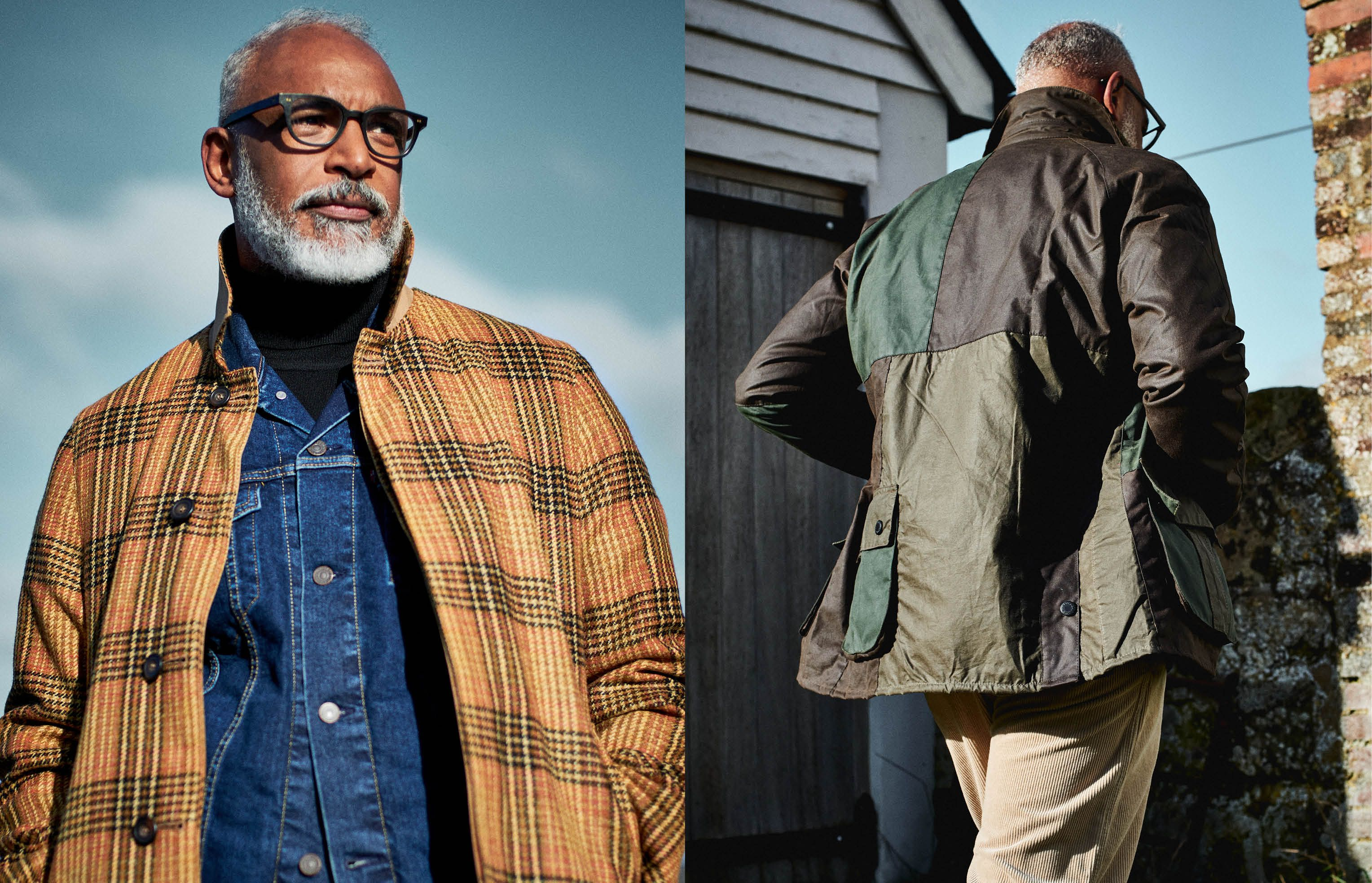 Three ways to nail country style