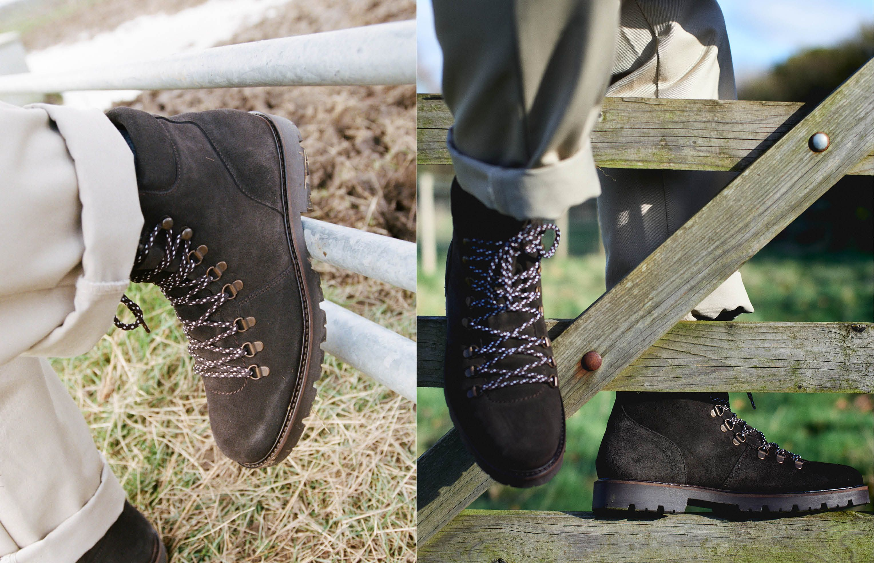 The dos and don'ts of hiking boots