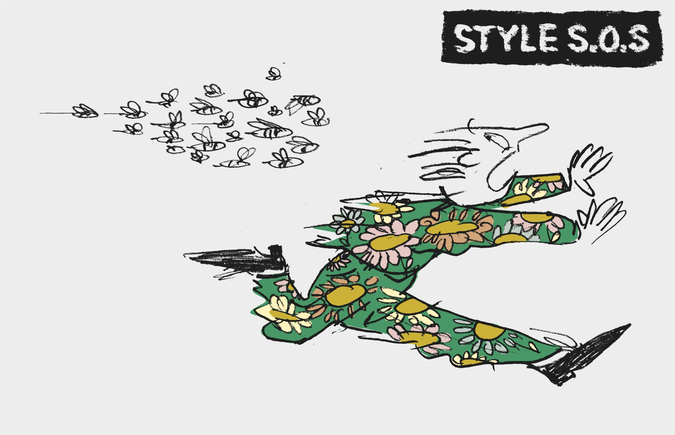Style SOS: How can I incorporate florals into my wardrobe this spring?