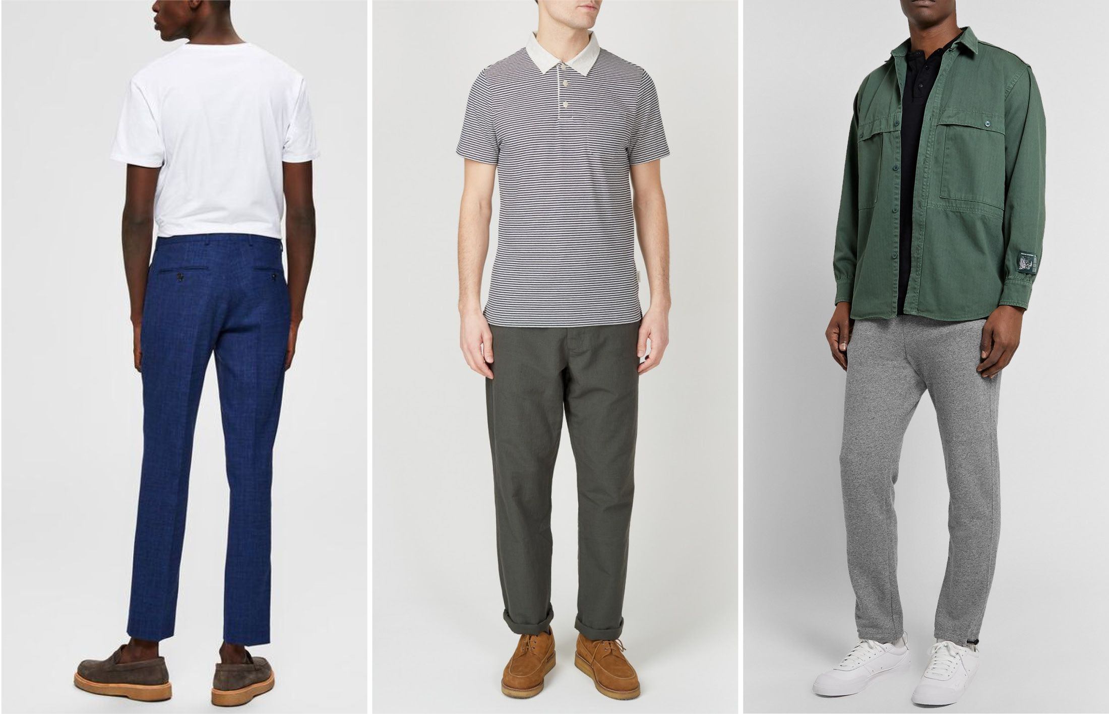 Four trends you'll want to wear when lockdown is over