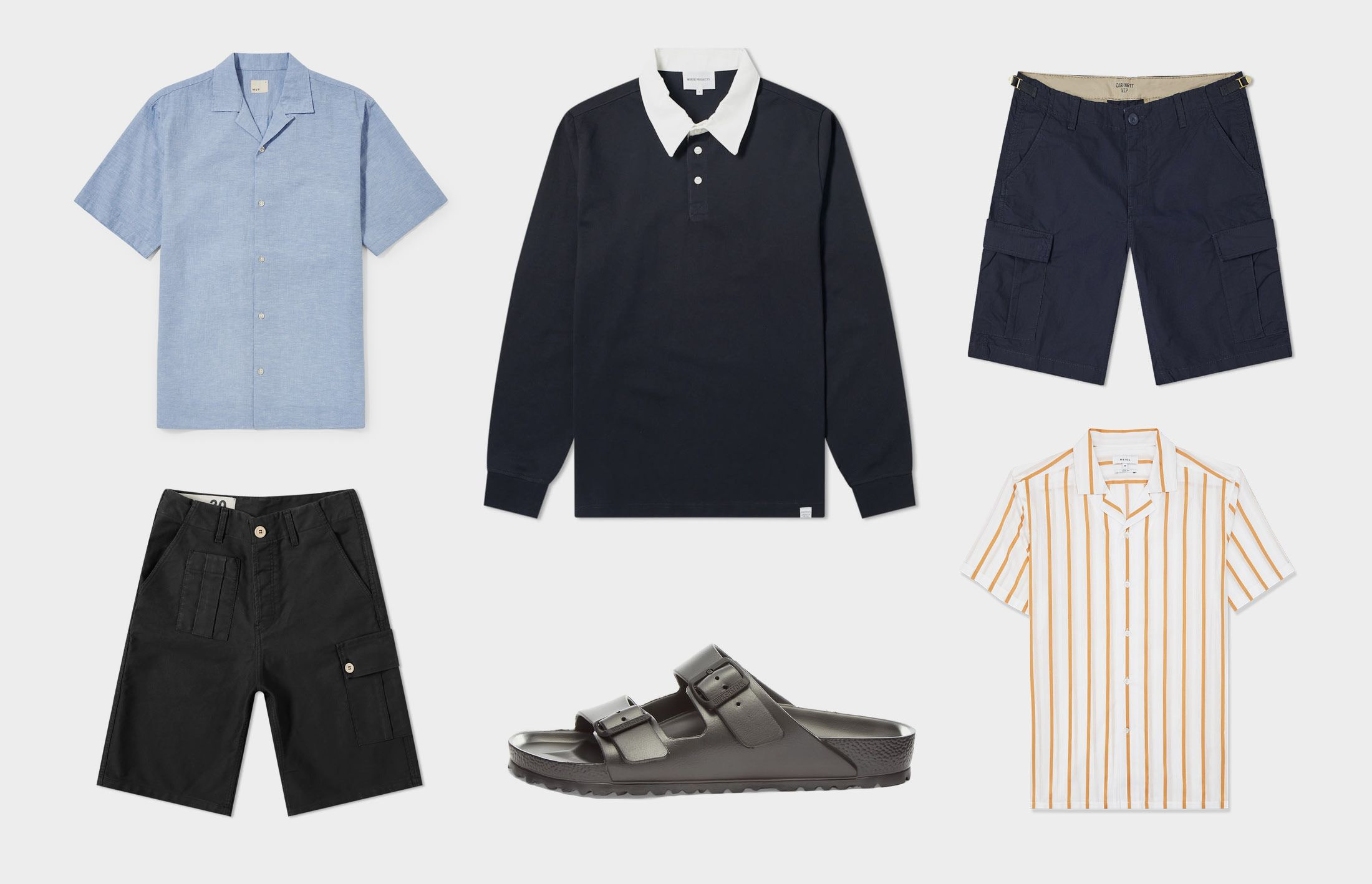 Four of summer's most wearable trends