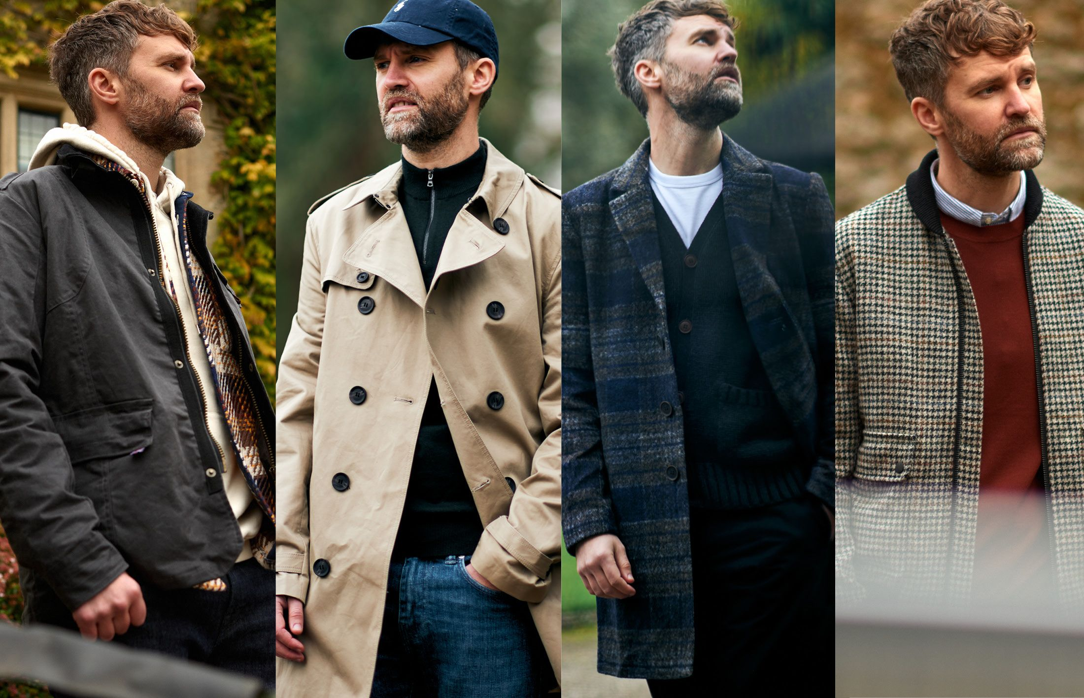 Four coats that will stand the test of time