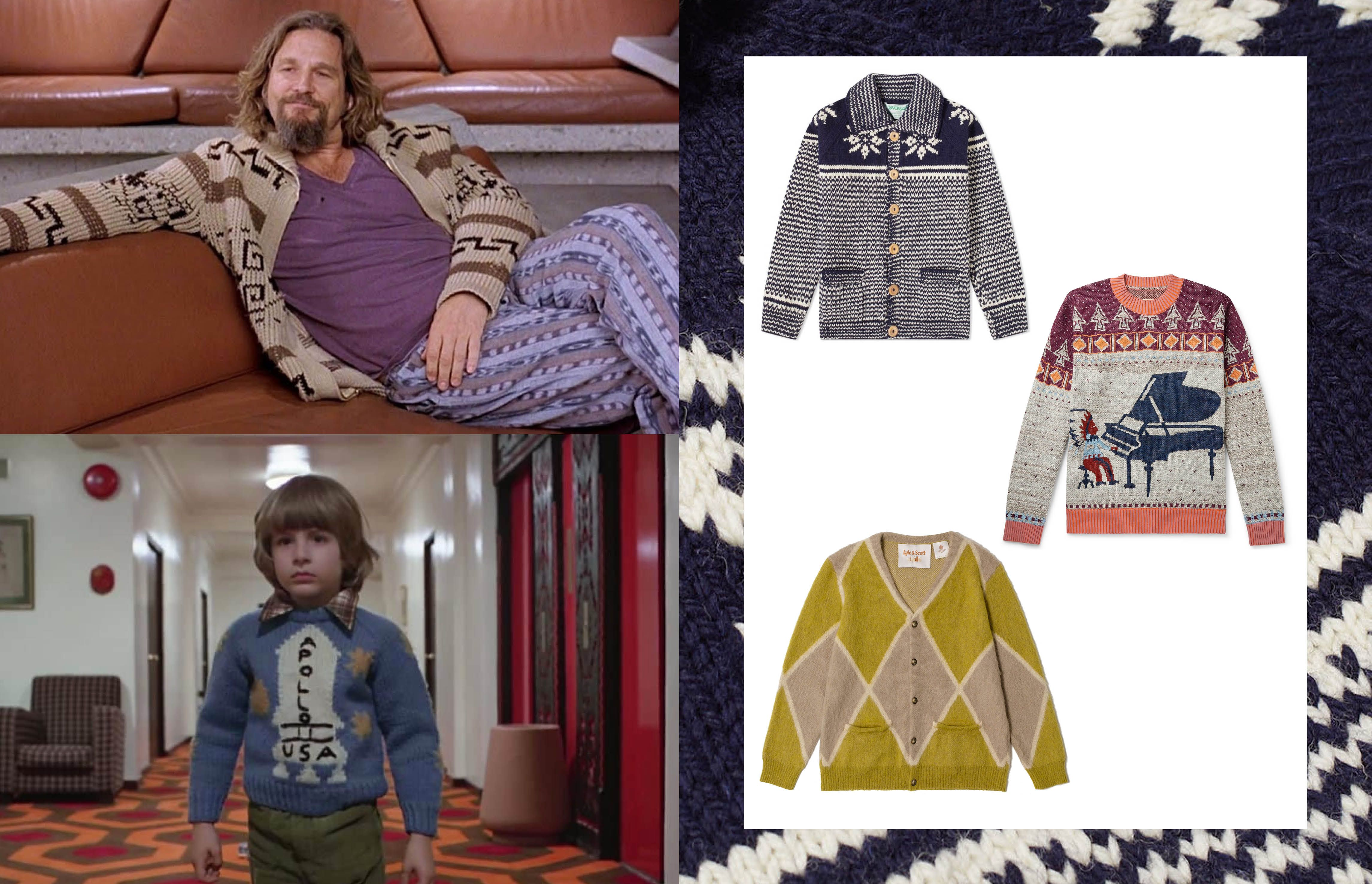 Our favourite knitwear-on-screen moments