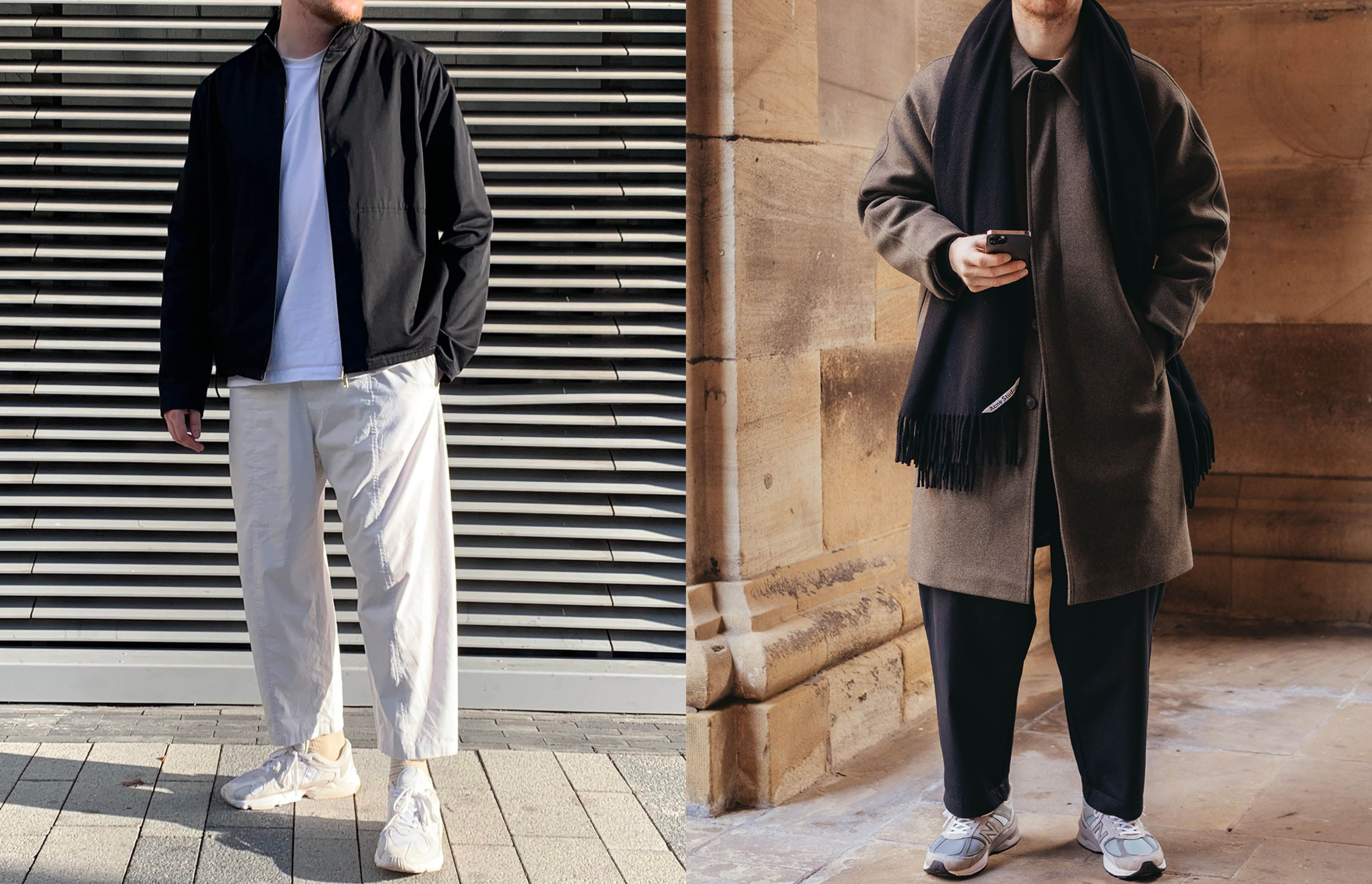 The dos and don'ts of oversized dressing