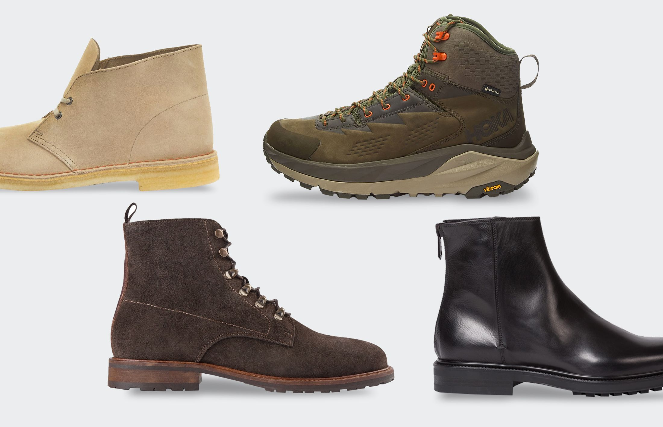 Four of the best boots for your chosen budget