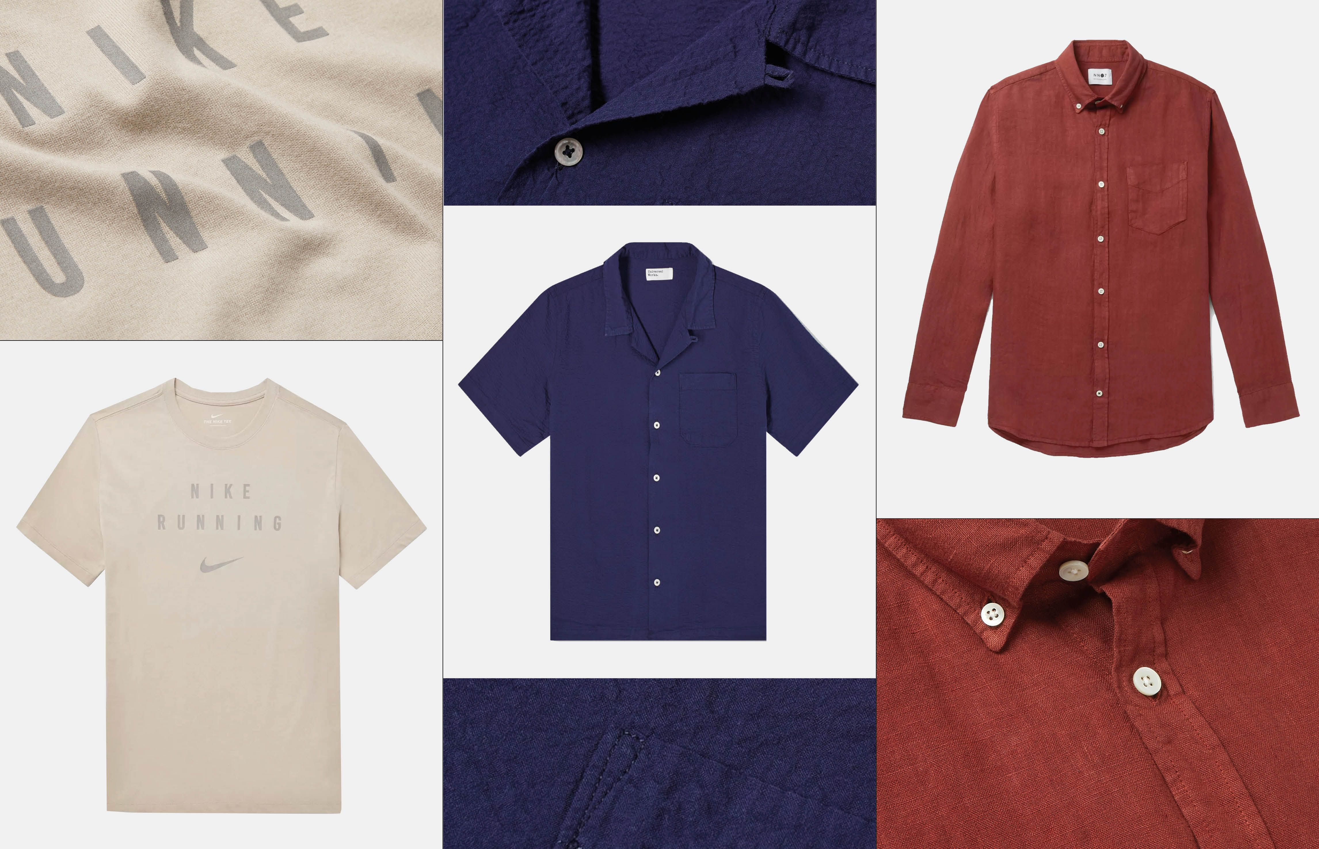 The best warm-weather tops to own in your 40s
