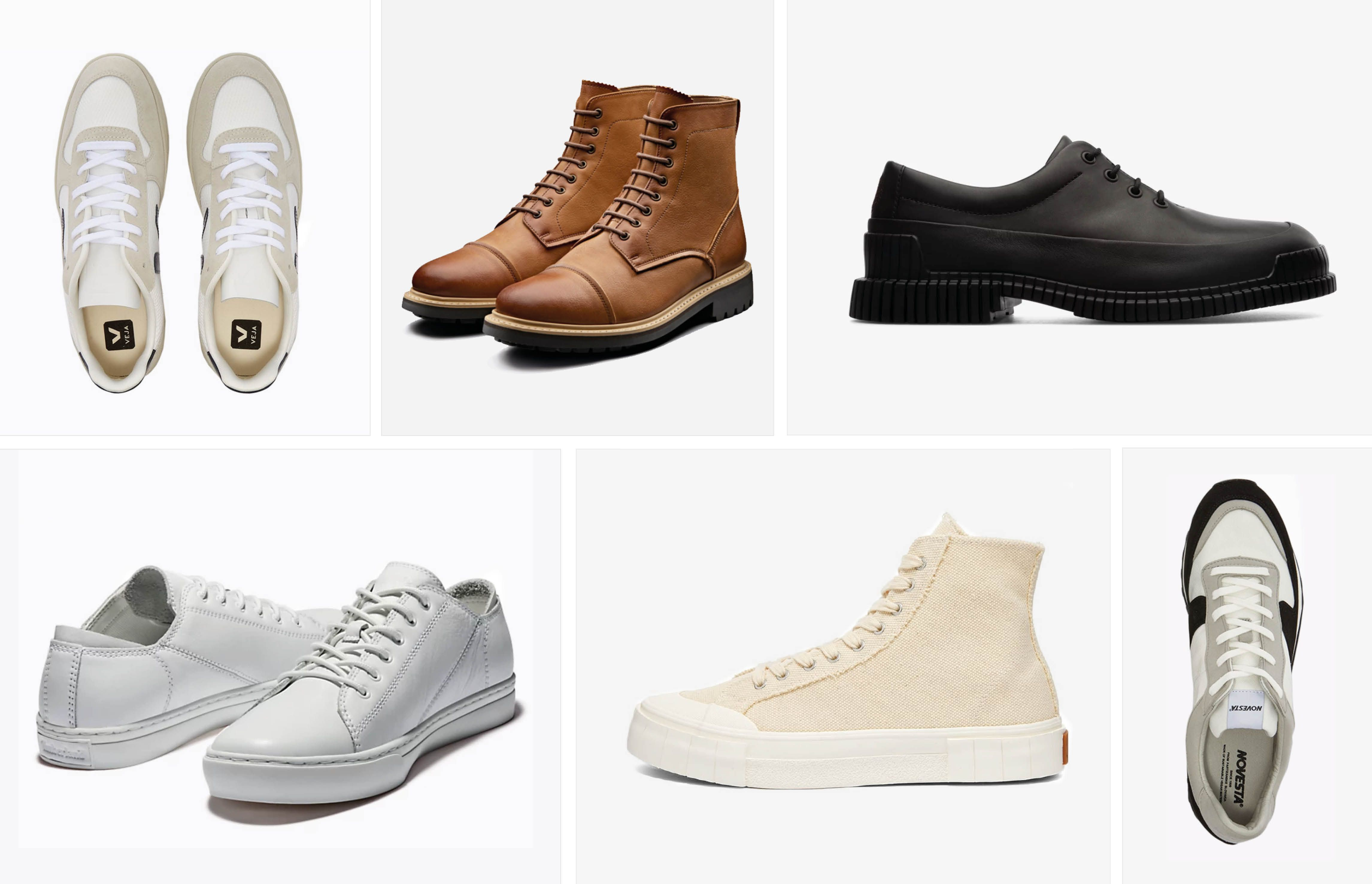 Six brands nailing sustainable footwear