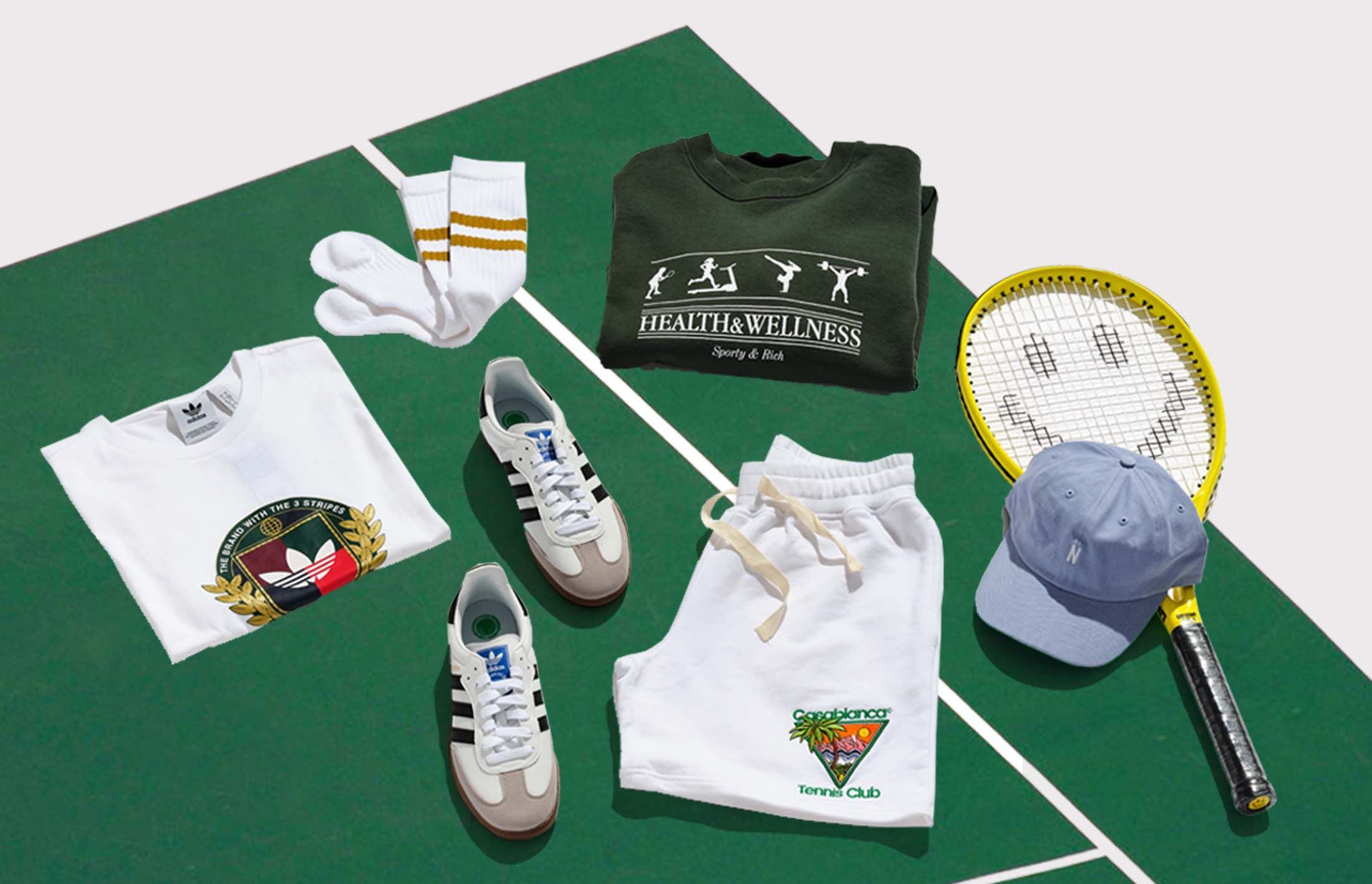 Your guide to tennis style