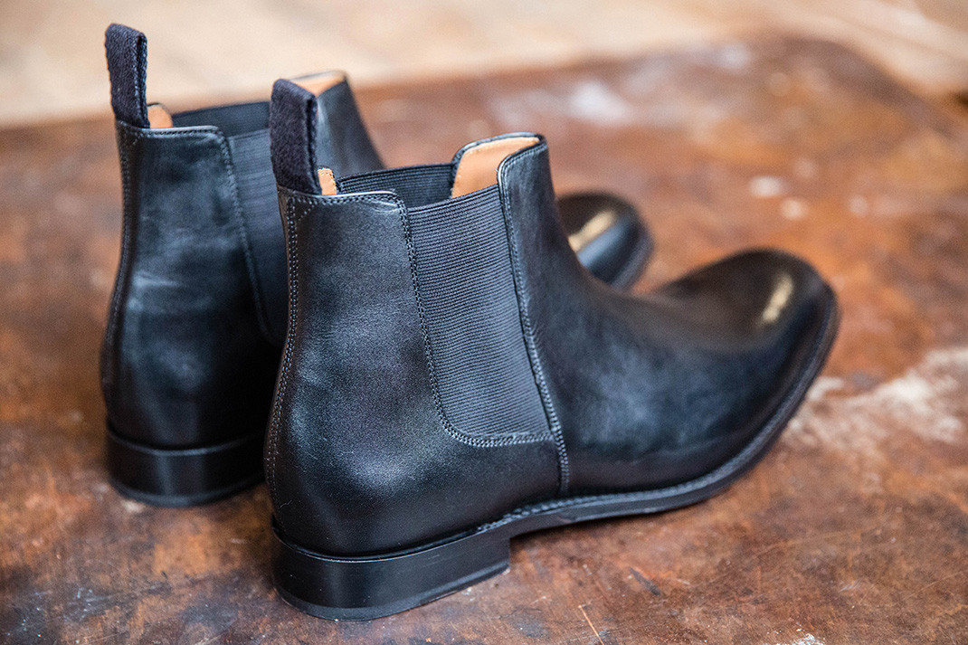 What exactly are: Men's Chelsea boots?