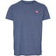 Timmi Recycled Cotton Tee in Blue