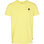 Timmi Recycled Cotton Tee in Yellow