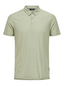 Slim Fit Polo in Green