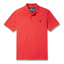 Millers River Organic Cotton Short Sleeve Polo Shirt in Red