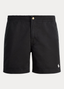 Classic Fit Prepster Short in Black