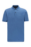 Regular-fit polo shirt in Pima-cotton piqué in Blue