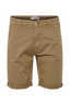 Casual Cotton Shorts in Neutral
