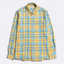 Larry Long Sleeve Shirt in Yellow