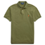 Slim Fit Polo Shirt in Green