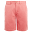 Relaxed Fit Chino Short in Red