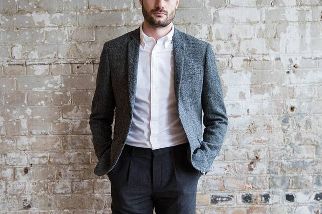 Q&A: Why can't I wear my suit jacket with jeans?