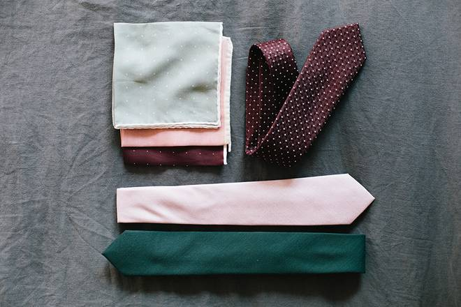 One small change: Don't match your tie and pocket square