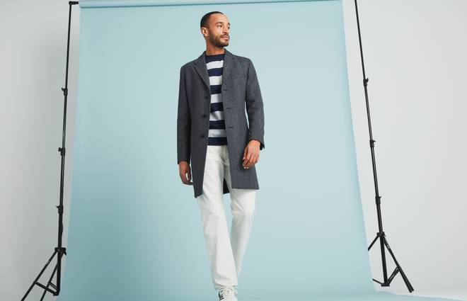 How an overcoat should fit