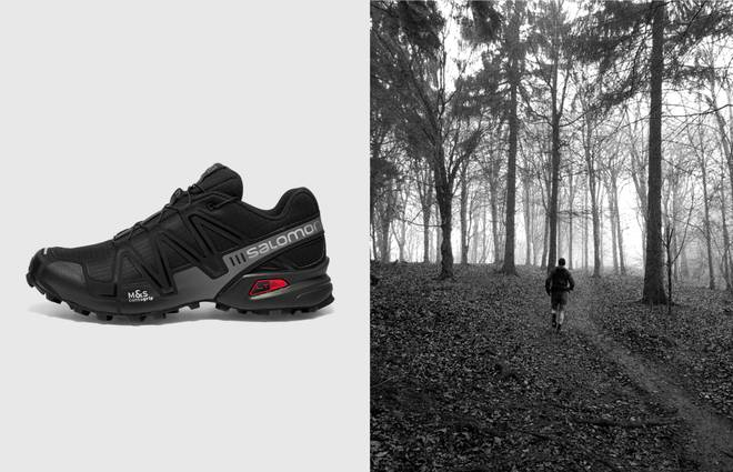 Our stylist reviews three running trainers