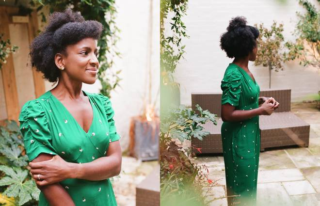 How to transform your jumpsuit into evening attire