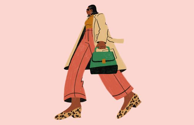 Style myth: your bag should always match your shoes