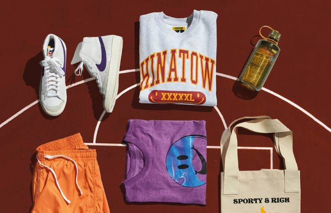 Your guide to basketball style