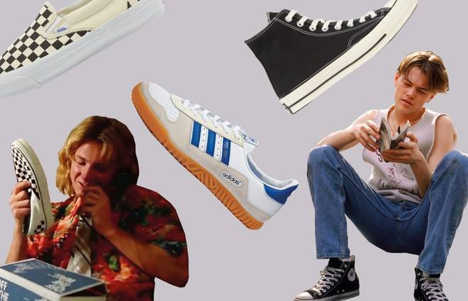 Our favourite sneakers-on-screen moments